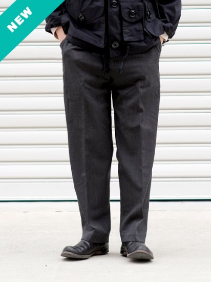 "HATSKI ""Easy Summer Wool Slacks"""