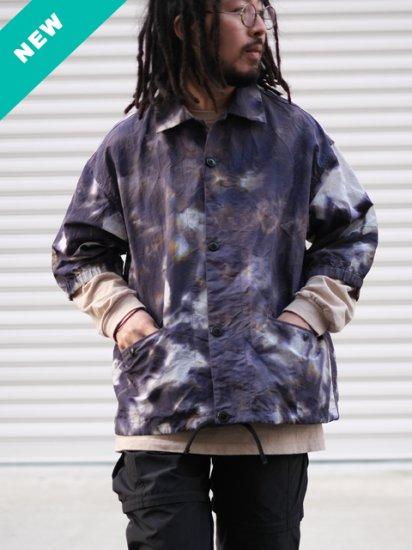 """norbit by Hiroshi Nozawa """"Half Sleeve Coach Shirt"""""""