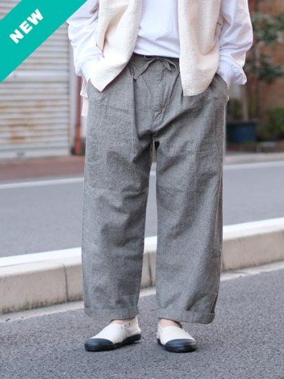 """CATTA """"2TACK BAGS EASY PANTS(CHIDORI)"""""""