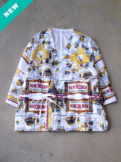 "Remake by catta  ""American fabric shirts Zinbei"""
