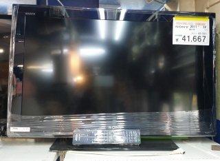 「SONY」 32inch 地上・BS・110度CSデジタルハイビジョン液晶テレビ KDL-32CX400 - 日暮里リサイクル123