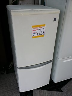 「NATIONAL」 135L 冷凍冷蔵庫 NR-B142J-W - 日暮里リサイクル123