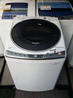 「PANASONIC」 7kg 全自動洗濯機 分解クリーニング NA-F7SE8 - 日暮里リサイクル123