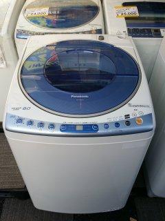「PANASONIC」 8kg 全自動洗濯機 分解クリーニング NA-F780H2 - 日暮里リサイクル123