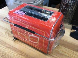 ◆NT-672R◆ レトロトースター アンティーク ナショナル電気トースター