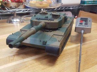 「趣味」 東京マルイ 1/24 バトルタンク ラジコン 90式 RC戦車  - 日暮里リサイクル123