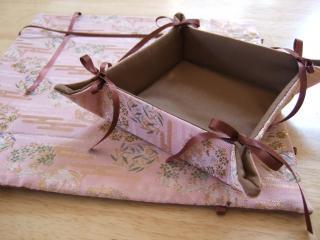 リボントレーS(ピンク)