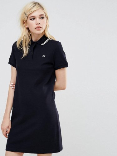 Fred Perry ポロワンピース