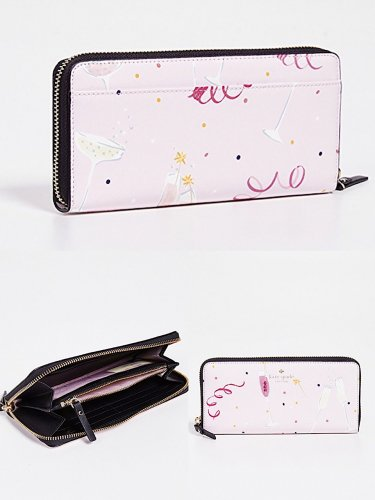 Kate Spade New York ケイトスペード Dashing Beauty Lindsey 長財布