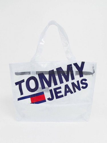 Tommy Jeans トミージョーンズ ショッパーバッグ