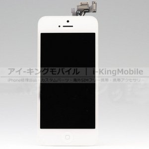 ��iPhone5�� �ե��ȥѥͥ�ASSY �ۥ磻��