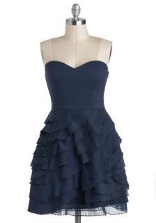 【即納】 ModCloth (モドクロス) ブルーベリー  ワンピース ドレス