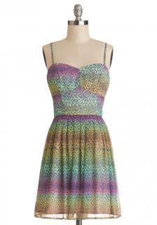 【即納】 ModCloth (モドクロス) カラフル ワンピース ドレス