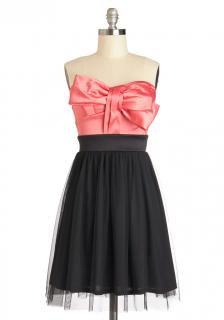 【即納】 ModCloth (モドクロス)  リボン  ワンピース ドレス