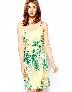 【即納】 ASOS (エイソス) 花柄 キャミ ワンピース ドレス