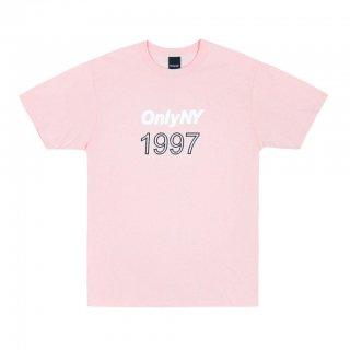 197af1f37ef ONLY NY オンリーニューヨーク Training T-Shirt Light Pink