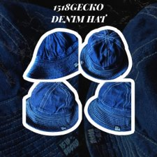 <img class='new_mark_img1' src='https://img.shop-pro.jp/img/new/icons14.gif' style='border:none;display:inline;margin:0px;padding:0px;width:auto;' />1518GECKO DENIM HAT
