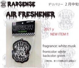 【2021年新製品】【入荷致しました!】エアフレッシュナー AIR FRESHENER ラッドセンス/RAD SENCE