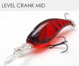【ネコポスOK】レベルクランクミッド/LEVEL CRANK MID  レイドジャパン/RAID JAPAN