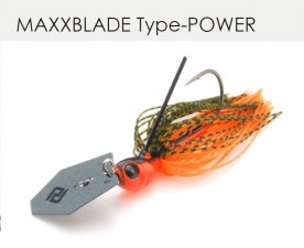 <img class='new_mark_img1' src='https://img.shop-pro.jp/img/new/icons14.gif' style='border:none;display:inline;margin:0px;padding:0px;width:auto;' />【ネコポス発送OK】マックスブレード(MAXX BLADE) TYPE:POWER レイドジャパン/RAID JAPAN