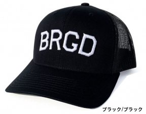 <img class='new_mark_img1' src='https://img.shop-pro.jp/img/new/icons1.gif' style='border:none;display:inline;margin:0px;padding:0px;width:auto;' />【新製品!入荷致しました!】BASS BRIGADE  BRGD 3D PUFF TRUCKER SNAP BACK /バスブリゲード