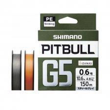 ■話題の高比重PE ピットブルG5 シマノ