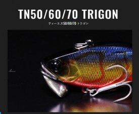 【ネコポス便OK】 TN-70TRIGON(トリゴン) ジャッカル/Jackall