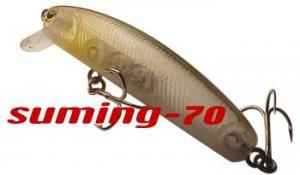 【ネコポス発送不可】サミング70F suming-70F/sumlures サムルアーズ