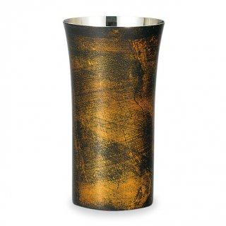 山中漆器 漆磨シングルカップ(S) 黒ビャクダン