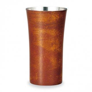 山中漆器 漆磨シングルカップ(S) 赤ビャクダン
