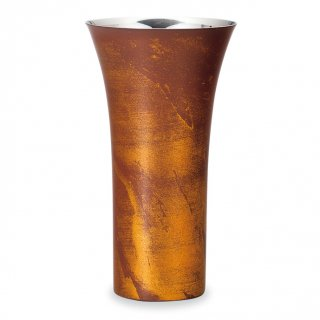 山中漆器 漆磨シングルカップ(L) 赤ビャクダン