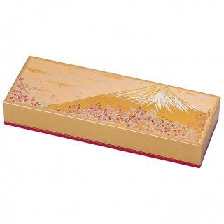 山中漆器 ペンケース 富士雅桜