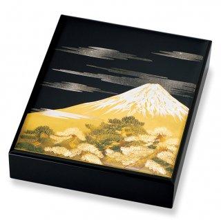山中漆器 木製 11.0文庫 富士美松
