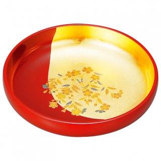 山中漆器 菓子鉢 さくら