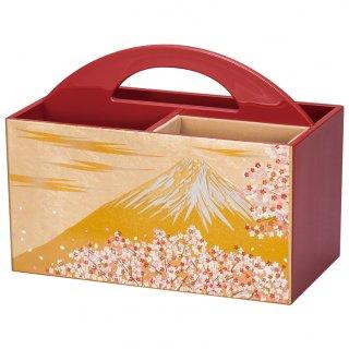 山中漆器 富士雅桜 リモコンBOX