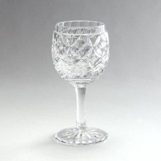 江戸切子 七宝文丸形食前酒杯 (しっぽうもんまるがたしょくぜんしゅはい)