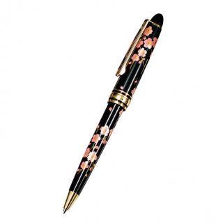 山中漆器 漆芸ボールペン 桜