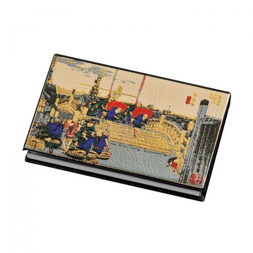 漆芸カードケース 日本橋