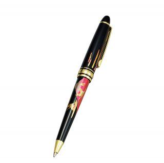 山中漆器 ボールペン 紅富士(B)