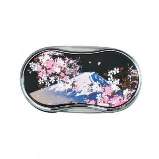 漆芸ルーペLEDライト付き 富士桜(B)