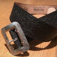 Vintage 40's style Belt - D