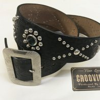 <img class='new_mark_img1' src='//img.shop-pro.jp/img/new/icons1.gif' style='border:none;display:inline;margin:0px;padding:0px;width:auto;' />Vintage 40S Style Studded Belt The Groovin High × RAWHIDE type C