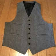 <img class='new_mark_img1' src='https://img.shop-pro.jp/img/new/icons23.gif' style='border:none;display:inline;margin:0px;padding:0px;width:auto;' />1930's style Vest