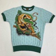 Vintage 1950's style Summer Knit 【納品時期:3〜5月】