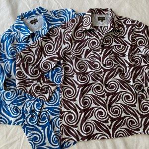Cotton L/S Shirt 【納品時期:4〜5月】