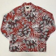 Rayon L/S Shirt 【納品時期:4〜5月】