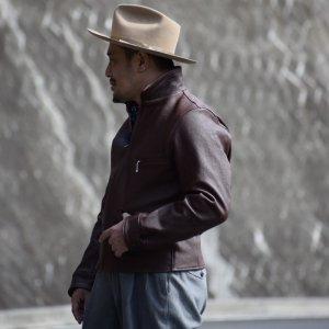 40s style Sports Jacket 【納品時期:10〜11月】