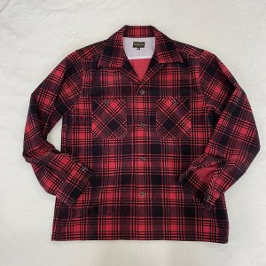 50s style Corduroy Shirt 【納品時期:9〜10月】