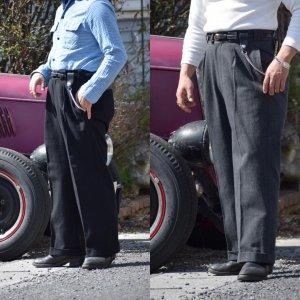 30s style Work pants 【納品時期:9〜10月】