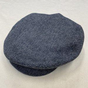 50s style Flat cap 【納品時期:8〜9月】